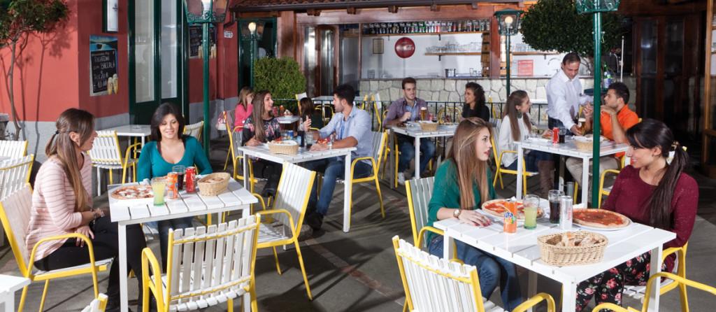 La Tinaia, Ristorante Pizzeria al centro di Forio
