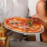 Pizza Napoletana - ristorante La Tinaia Forio