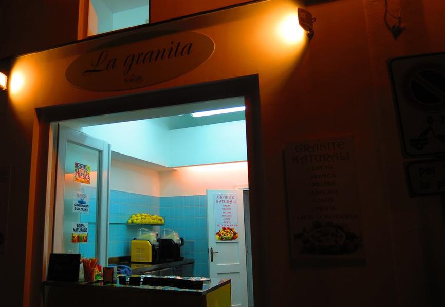 La Granita - P.zza Matteotti Forio Centro Ischia